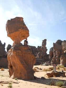 arte rupestre sahara algeria