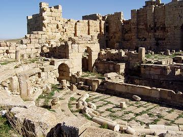 Madaura Sant Agostino Algeria archeologica romana