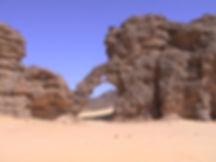 Tikabaouine Djanet Algeria viaggi deserto Sahara