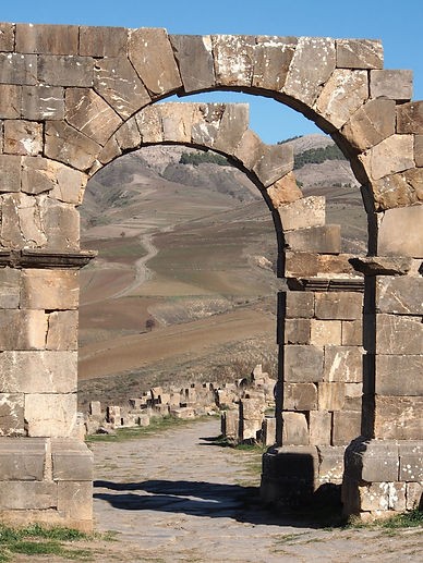 tour archeologici Algeri Cuicul Djamila