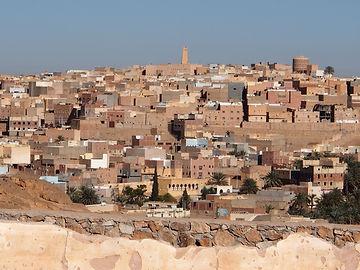 Ghardaia oasi Sahar Algeria Viaggi