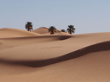 deserto dune sabbia algeria tour viagi deserto