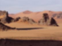 tadrart tin merzouga algeria sud deserto