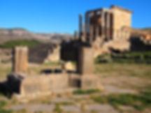 Cuicul Djamila viaggi algeria archelogica