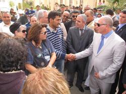con il Ministro del Turismo