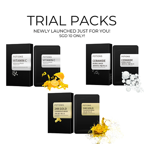 Potions Trial Pack
