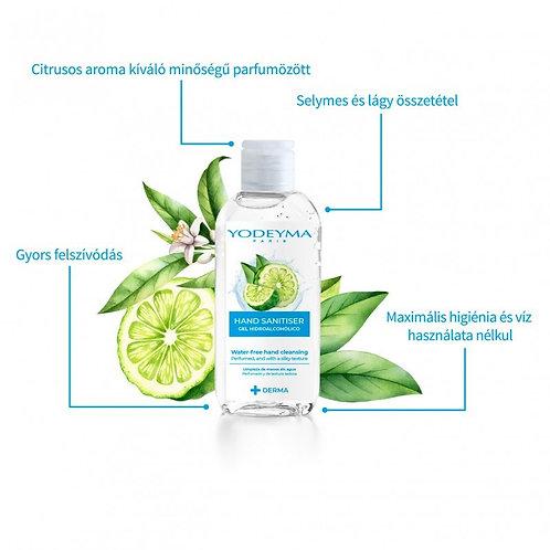 Yodeyma alkoholos kézfertőtlenítő gél, parfümözött