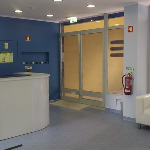 Clinica em Miraflores - Obra geral