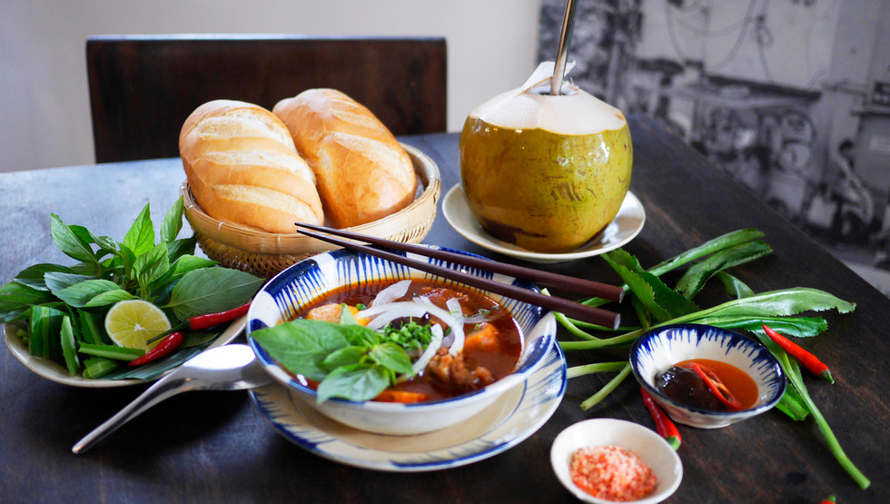 Special dish of the week - Bo Kho Banh Mi