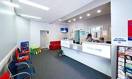 Everton Hills Medical Centre Reception V