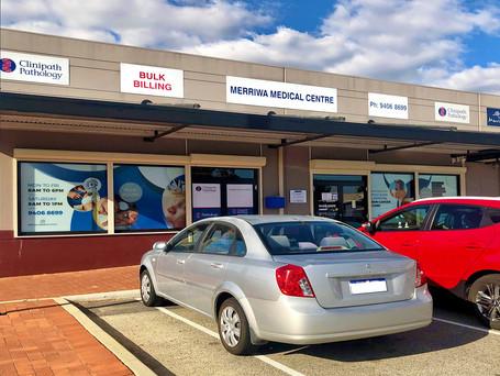 Permanent GP Vacancy - Merriwa (North Perth) WA