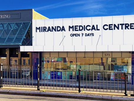 Miranda Medical Centre - Sutherland Shire, South Sydney (NSW)