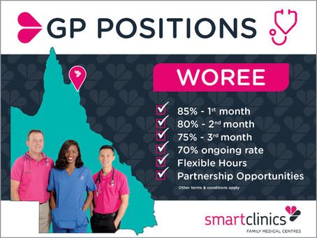 GP Vacancy - Woree, Cairns QLD