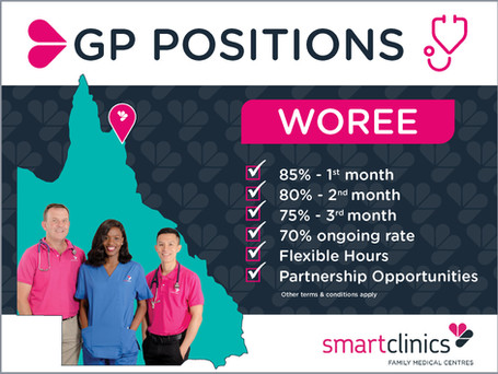 GP Vacancy - Woree, Cairns QLD