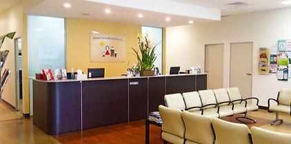 Miami Family Medical Centre Reception