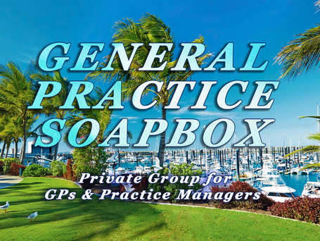 Introducing General Practice Soapbox on Facebook