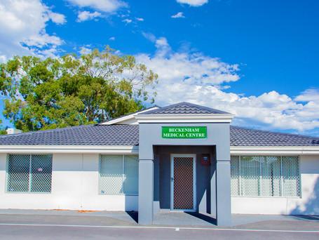 Permanent GP Vacancy - Beckenham (East Perth) WA
