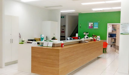 Mountain View Medical Reception Area V1c