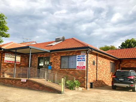 Hilltop Medical - Merrylands (Sydney) NSW