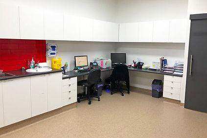 Harbour Road Medical Nurses Station - Tr