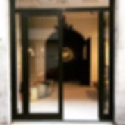 SLOW | STONE Brera Design Week Launch Exhibit at Via Solferino 32