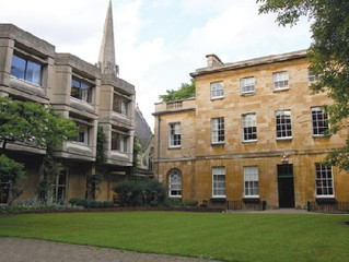 St Peter's College, Oxford Archive Blog