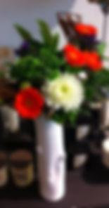 Thierry Stenzel, fleuriste, Avignon, bouquet, à nos amours-design végétal