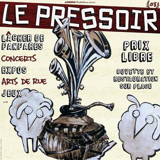 Le Pressoir 2014