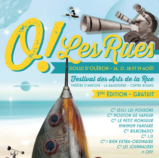 O! Les Rues 2017