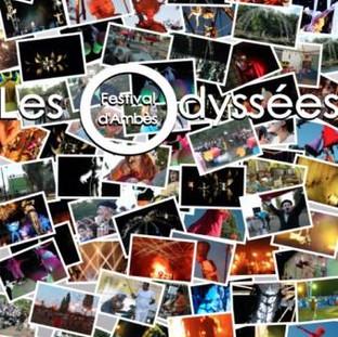 Les Odyssées 2015