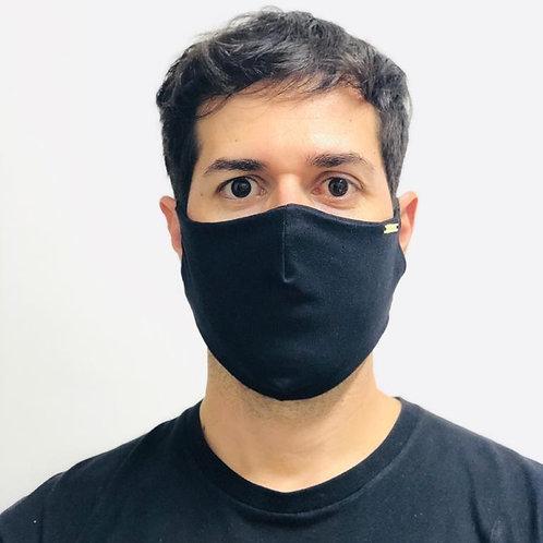 Máscara Malha Dupla - Adulto Unisex