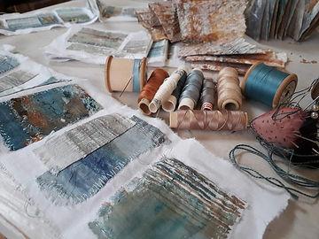 Amanda Hislop Lnad and Sea print collage stitch.jpg
