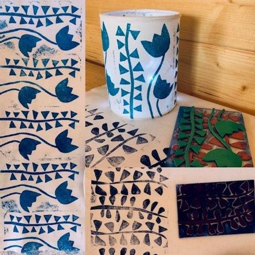 Lantern Print & Make Kit