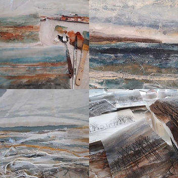 Amanda Hislop Layers in land and sea.jpg