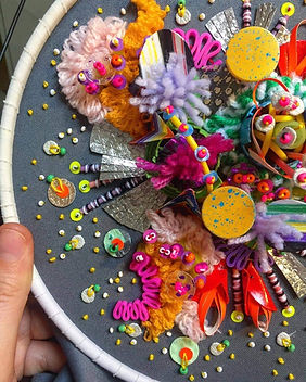 Jessica Grady Creative Recycling explori