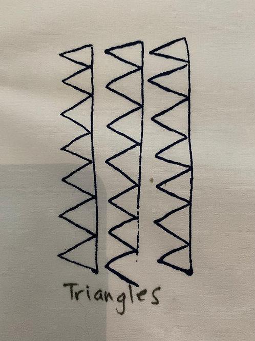 Thermofax A6 Triangles