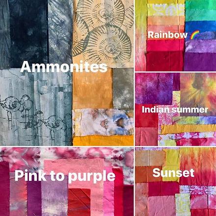 Hand Dyed Farbic Bundles.jpg
