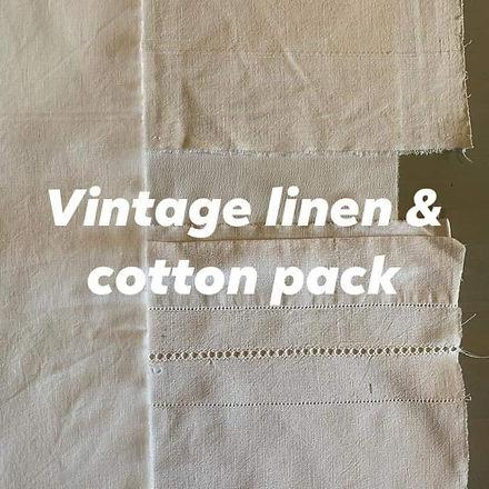 Vintage Fabric Bundle.jpg