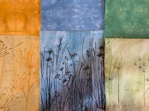 'Wildflowers' Fabric Bundle