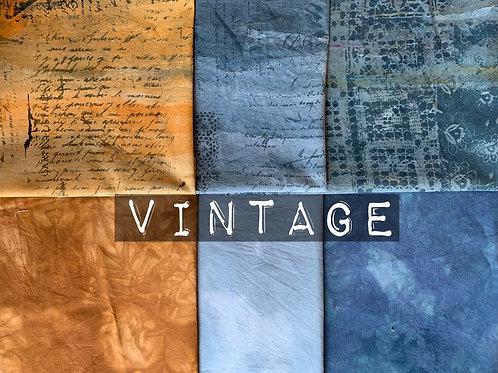 'Vintage' Fabric Bundle
