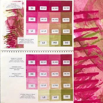 Leslie Morgan colour studies.jpg