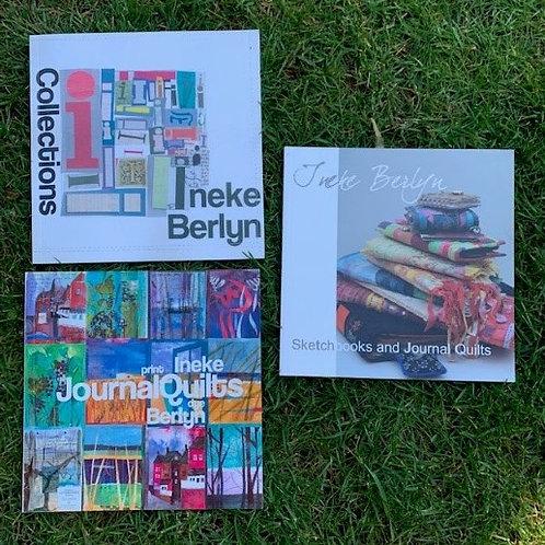 Trio of Books by Ineke Berlyn