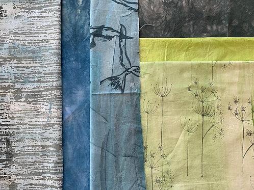 'Daily Walk' Fabric Bundle