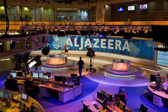 AL JAZEERA ARABIC CHANNEL