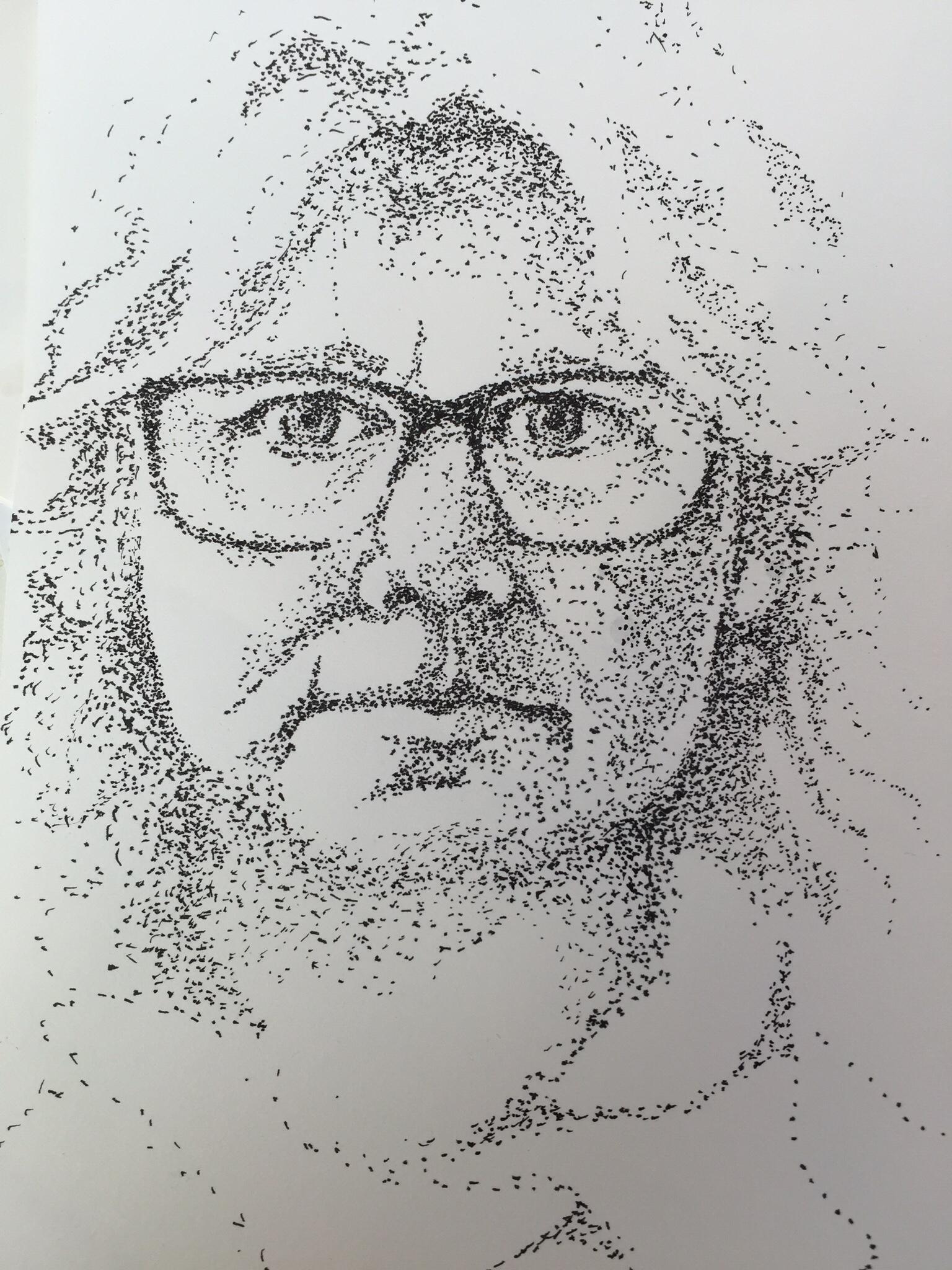 Zelfportret  2015