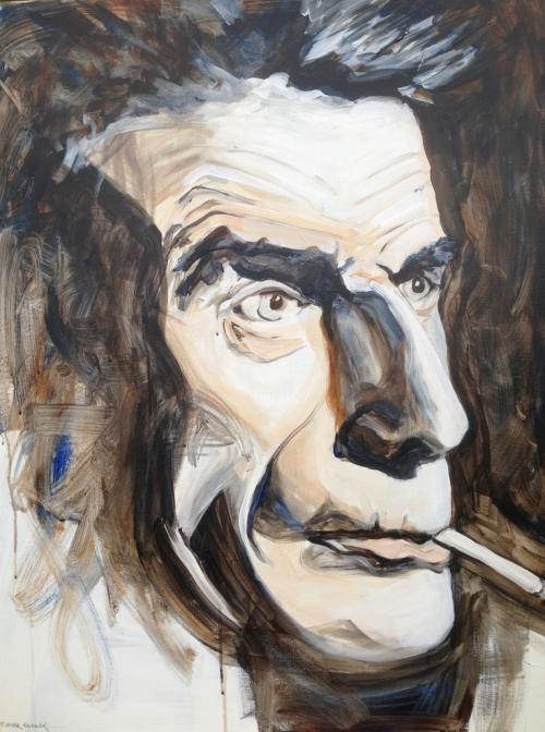 Samuel Beckett  2012