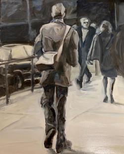 Walk, Samuel Beckett