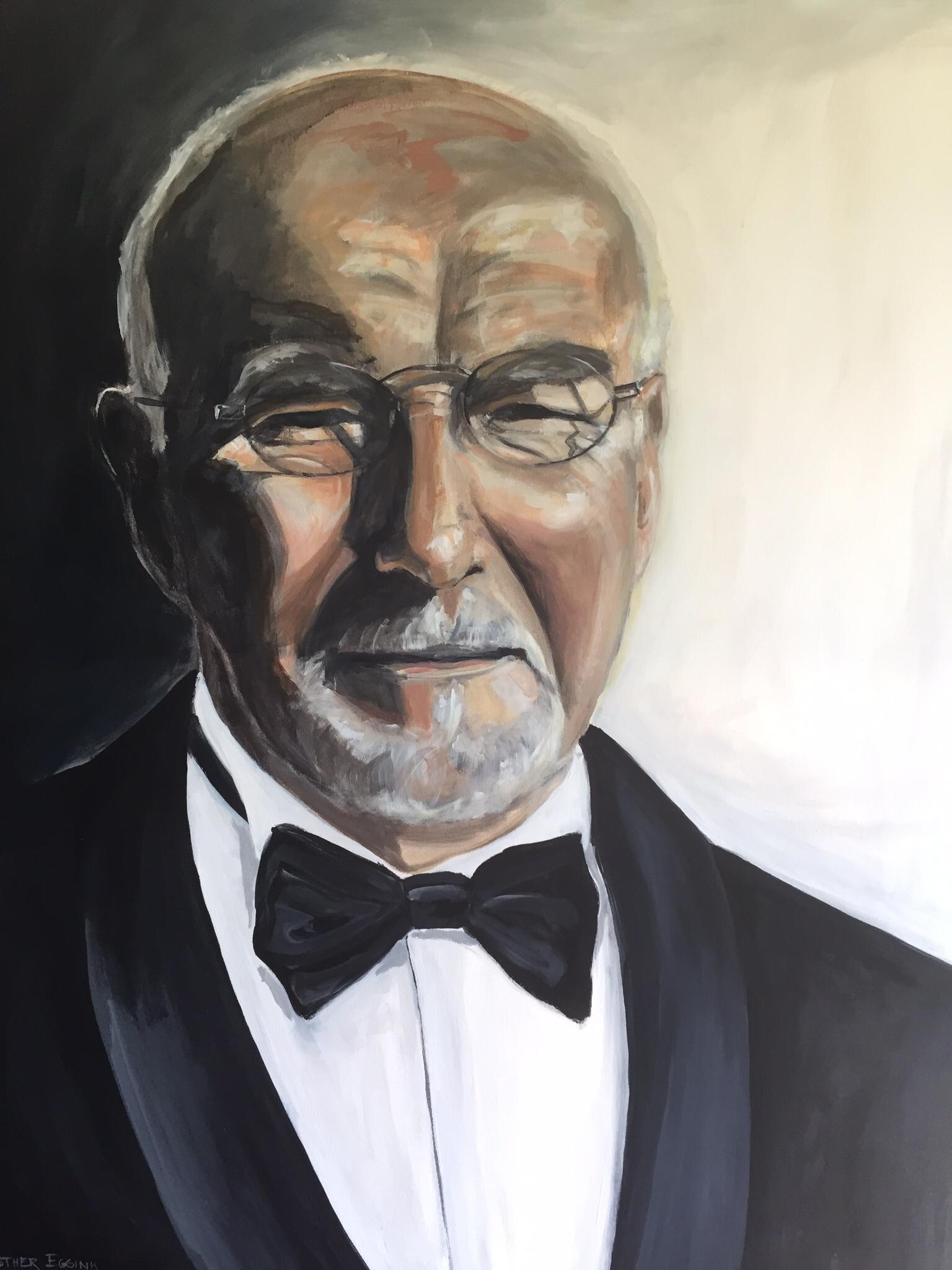 De heer Beljon  2015
