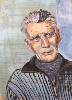 Samuel Beckett,  2017