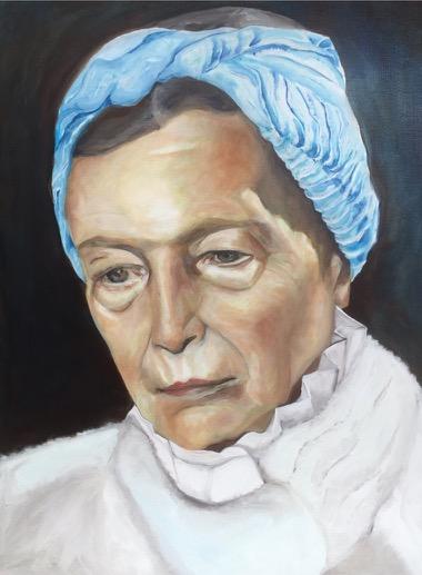 Simone de Beauvoir  2016